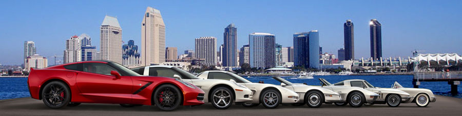 corvette repair san diego